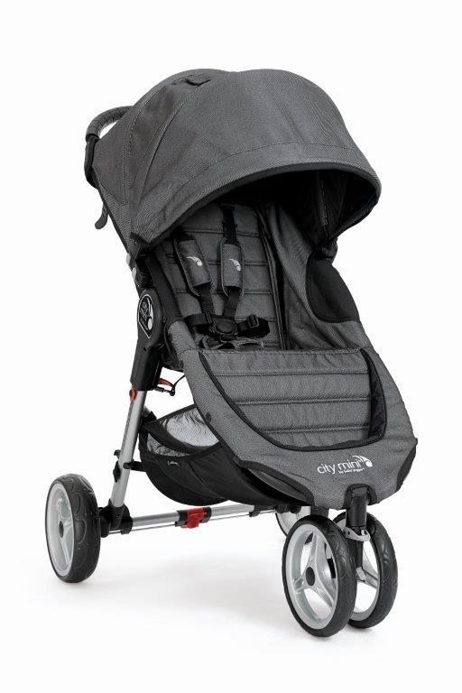 Kočárek Baby Jogger City Mini 2017 - Charcoal