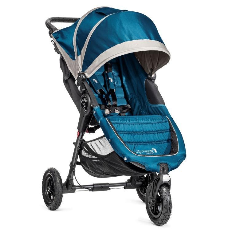Kočárek Baby Jogger City Mini GT 2017 - Teal