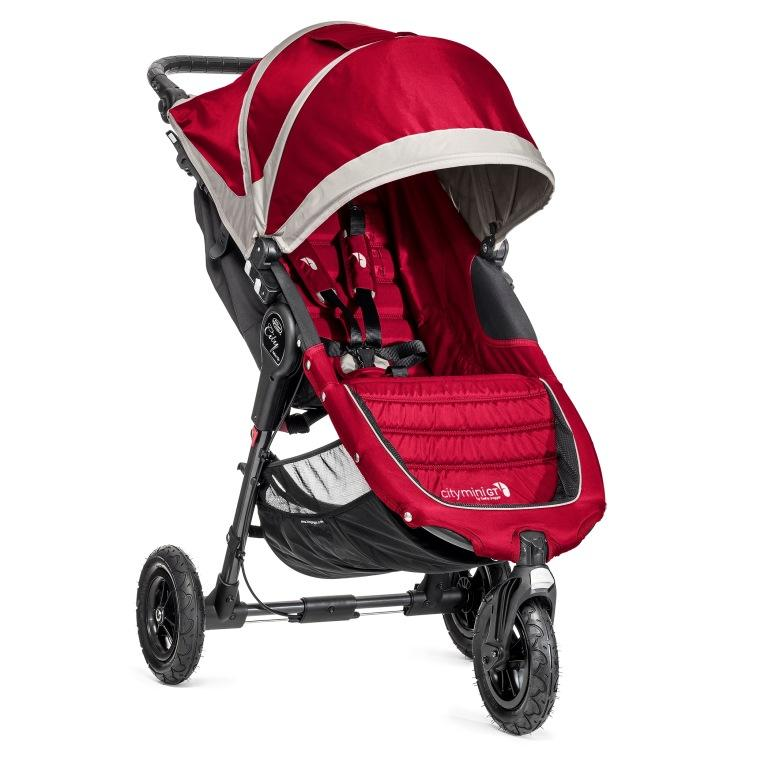 Kočárek Baby Jogger City Mini GT 2017 - Grimson
