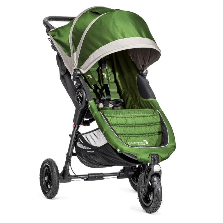 Kočárek Baby Jogger City Mini GT 2017 - Lime