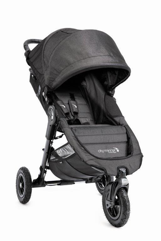 Kočárek Baby Jogger City Mini GT 2017 - Charcoal