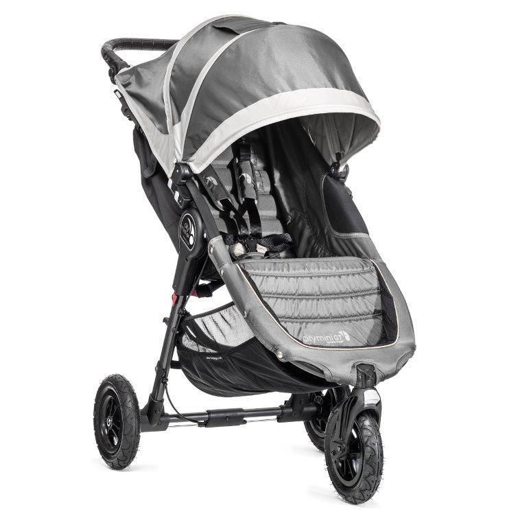 Kočárek Baby Jogger City Mini GT 2017 - Steel Grey