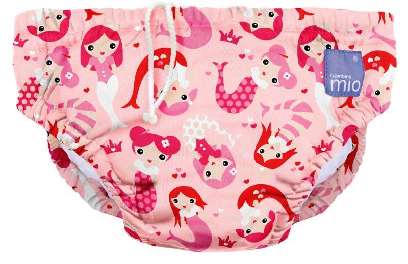 Bambinomio kalhotky na koupání - Mermaid - M (7-9 kg)