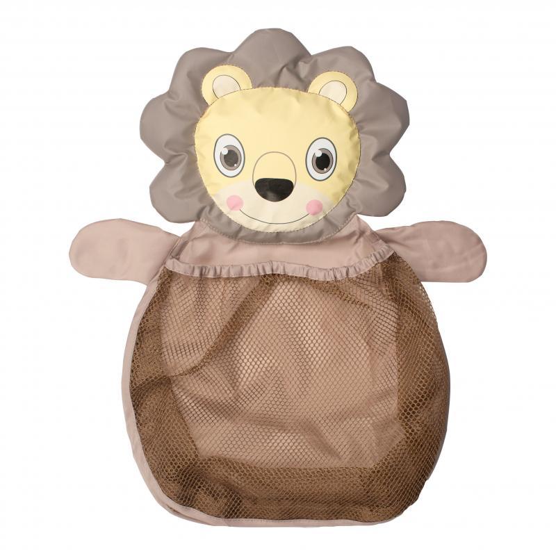 Bo Jungle síť na hračky do vany - Lion