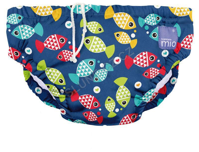 Bambinomio kalhotky na koupání - Aquarium - L (9 - 12 kg)