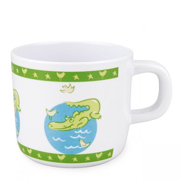 Canpol babies melaminový hrníček  - zelená