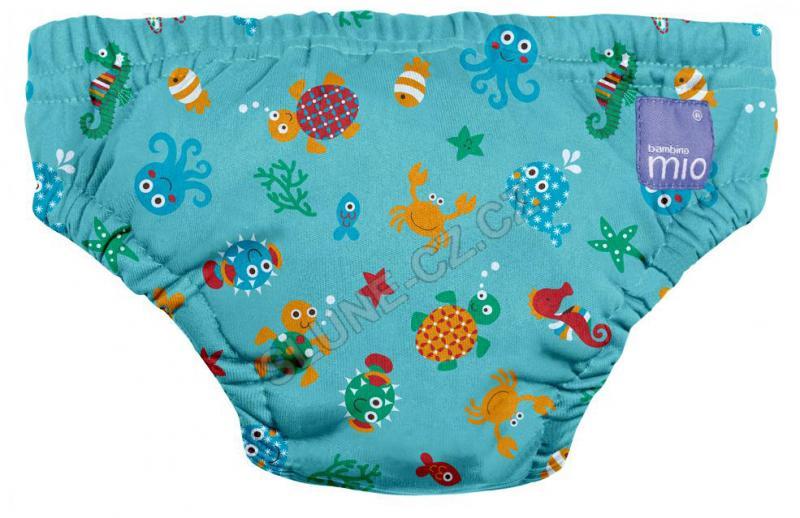 Bambinomio kalhotky na koupání - Under The Sea - XL (12-15 kg)