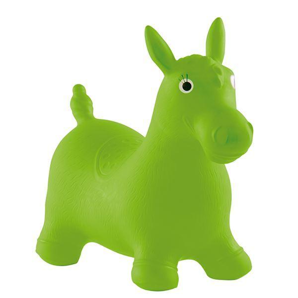 John Hopsadlo ponny 55x50 cm - zelená