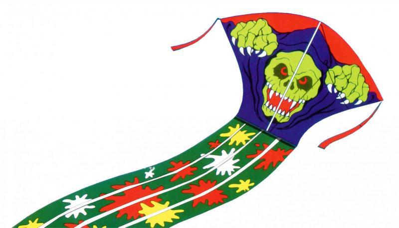 Rappa Drak létající Monster 43 x 70 cm - B