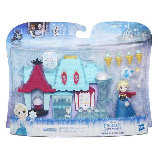 Hasbro Frozen Hrací sada pro malé panenky - Arendelle Treat Shoppe