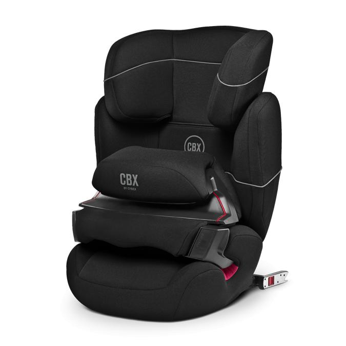 Autosedačka Cybex Aura-fix CBXC 2017 - Pure Black