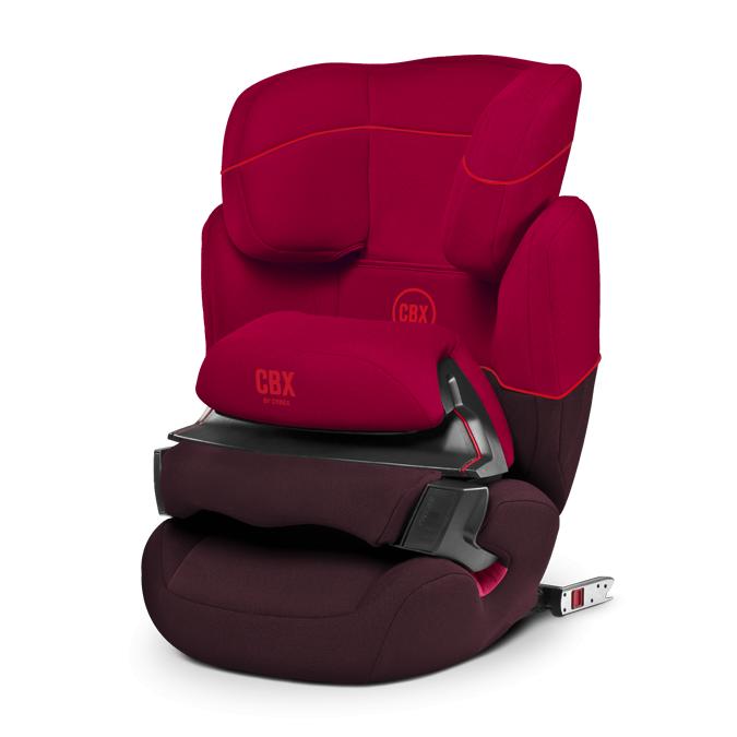 Autosedačka Cybex Aura-fix CBXC 2017 - Rumba Red