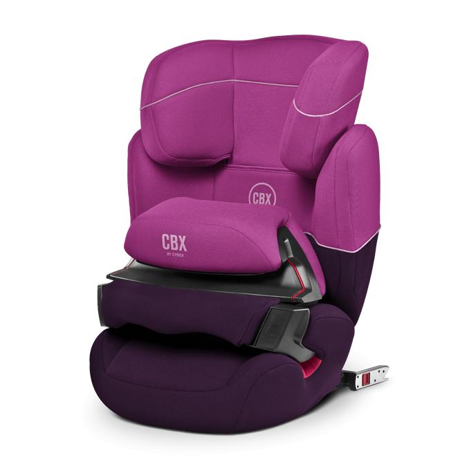 Autosedačka Cybex Aura-fix CBXC 2017 - Purple Rain