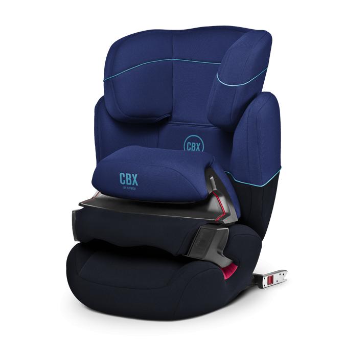 Autosedačka Cybex Aura-fix CBXC 2017 - Blue Moon