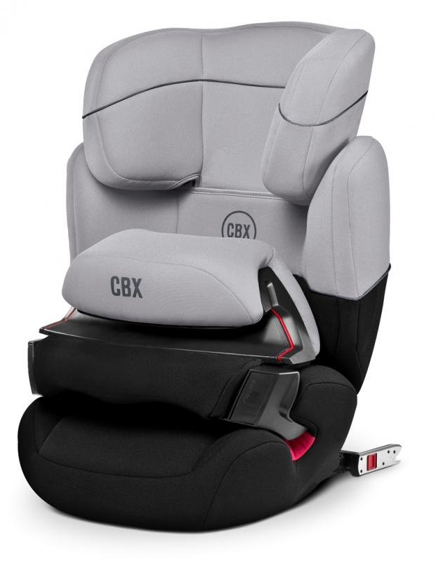 Autosedačka Cybex Aura-fix CBXC 2017 - Gray Rabbit