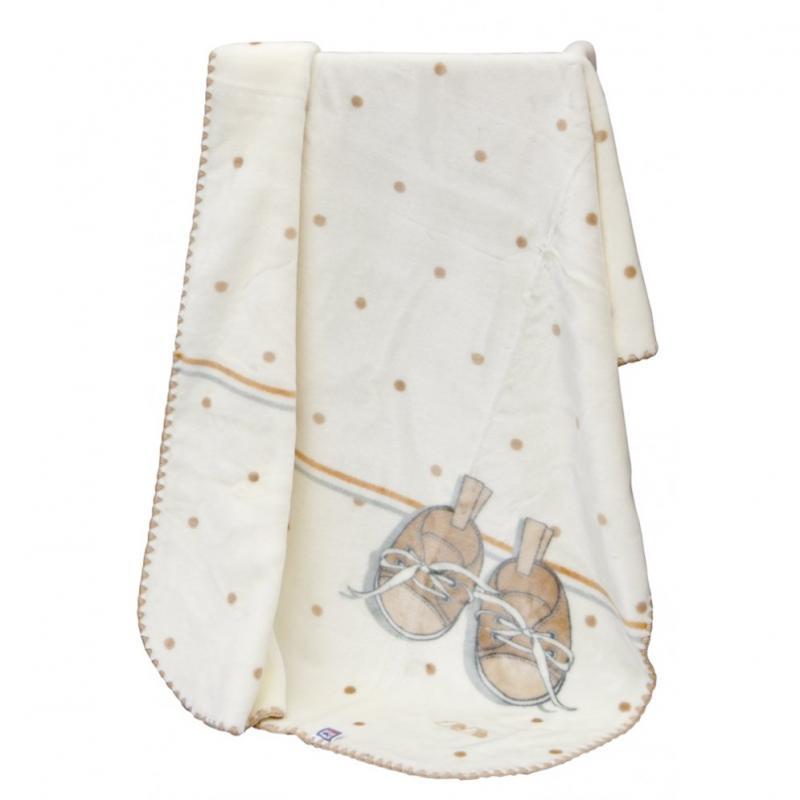 Scarlett Španělská deka akrylová B51 - béžová