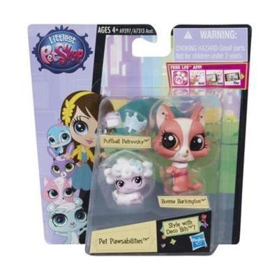 Hasbro Littlest Pet Shop Maminka s miminkem zdobitelné - Bonnie Barkington
