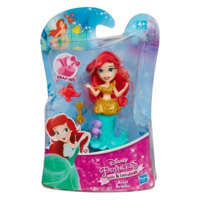Hasbro Disney Princess Mini panenka - Ariel