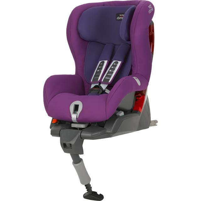 Autosedačka Römer Safefix Plus 2017 - Mineral Purple
