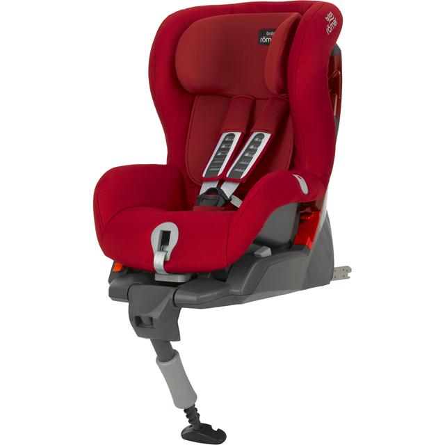 Autosedačka Römer Safefix Plus 2017 - Flame Red