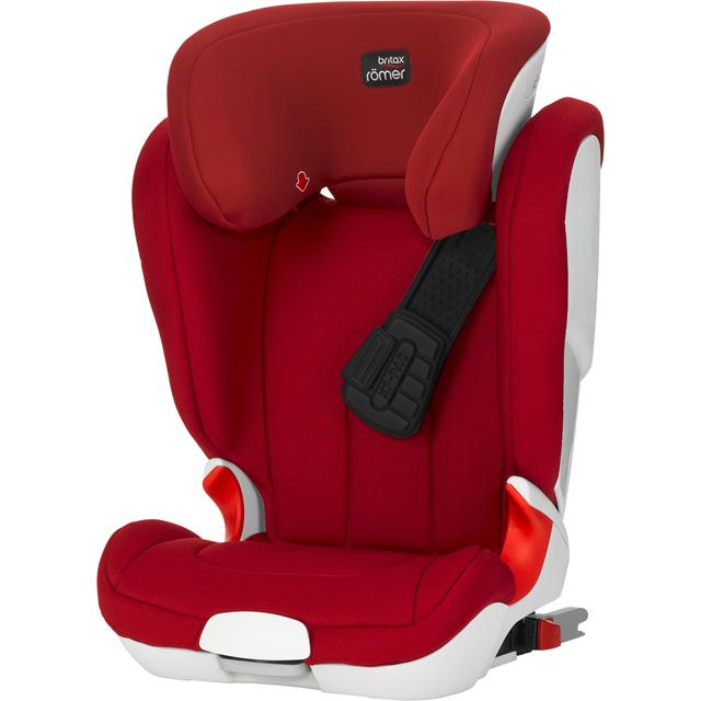 Autosedačka Römer Kidfix XP 2017 - Flame Red