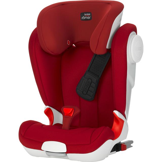 Autosedačka Römer Kidfix II XP SICT 2017 - Flame Red