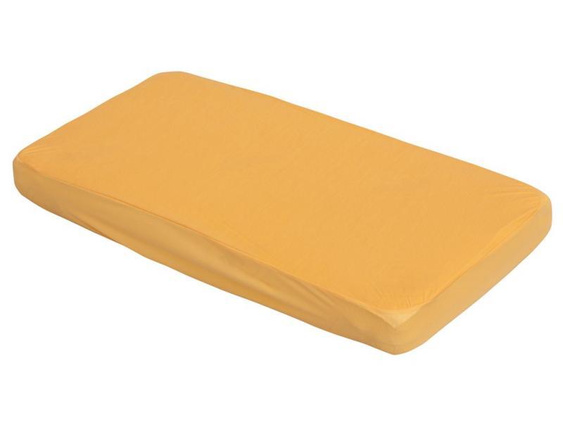Scarlett matracový chránič na matraci Tencel 120x60 cm - oranžová