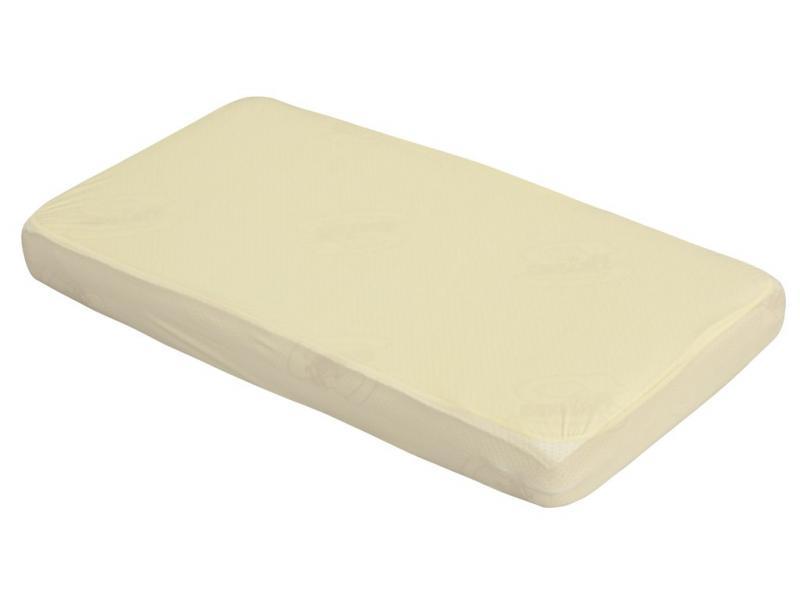 Scarlett matracový chránič na matraci Tencel 120x60 cm - žlutá