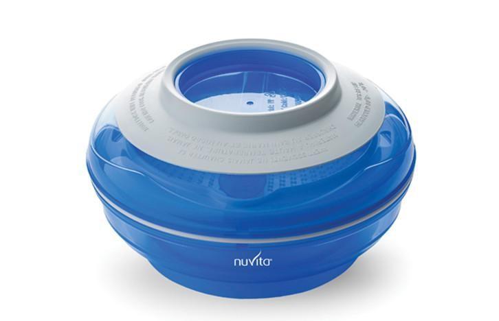 Nuvita multifunkční sada 4v1 - modrá