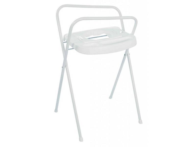 Bébé-Jou kovový stojan Click na vaničku 98 cm - Bílá