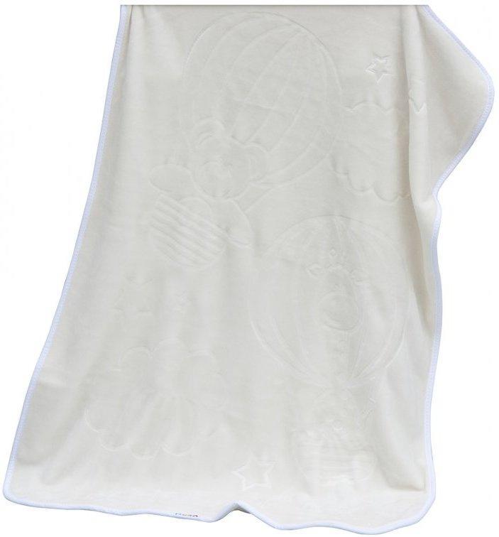 Scarlett Španělská deka akrylová - vytlačený vzor B12 - béžová