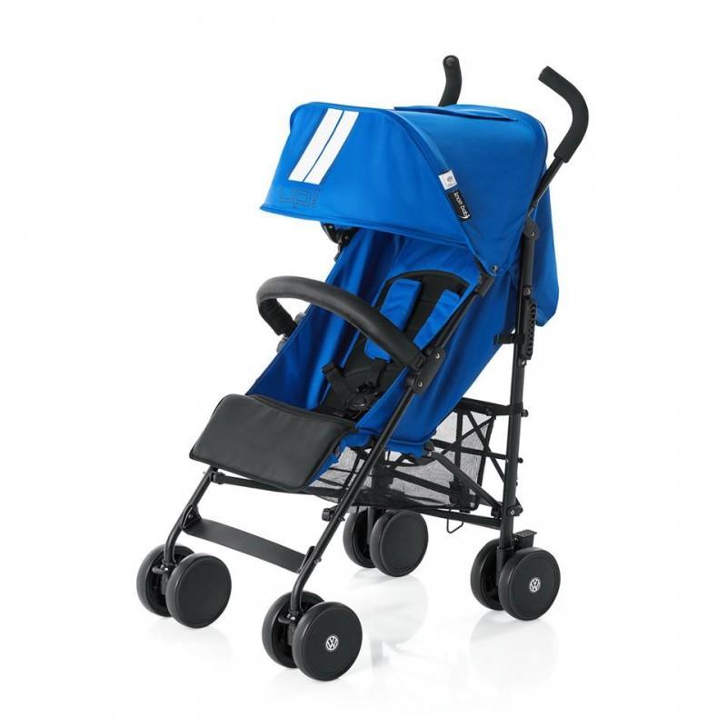 Kočárek Knorr-Baby Volkswagen Up! 2017 - blau