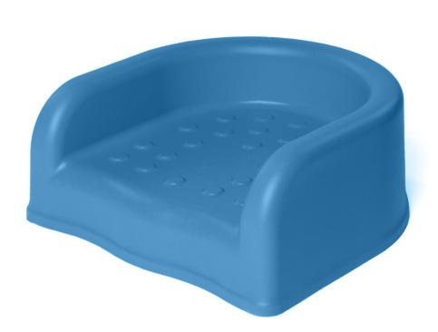 BabySmart sedák Classic - sv. modrý