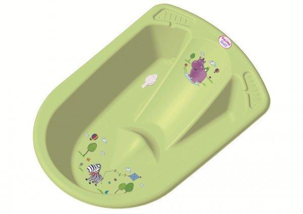 Prima Baby Vanička anatomická Hippo - zelená