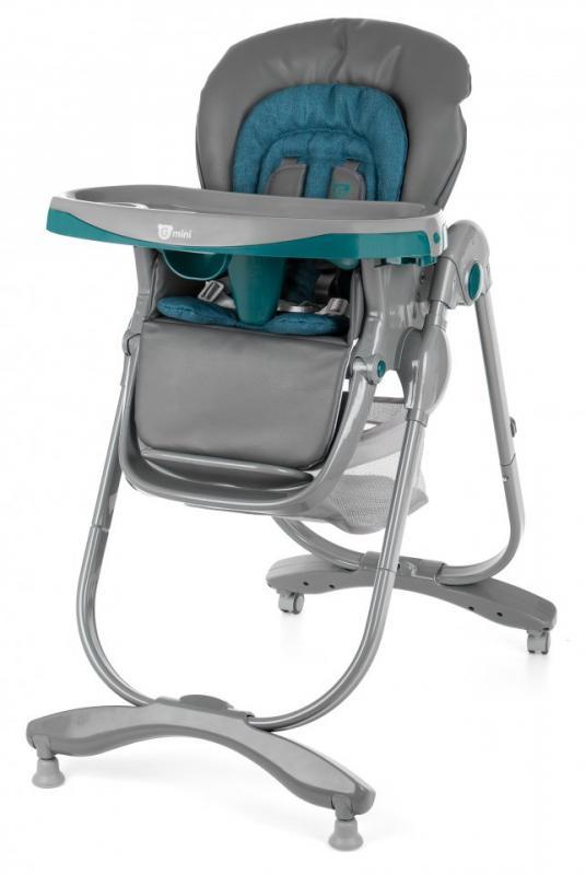 Jídelní židlička Gmini Mambo 2017 - Lazulit