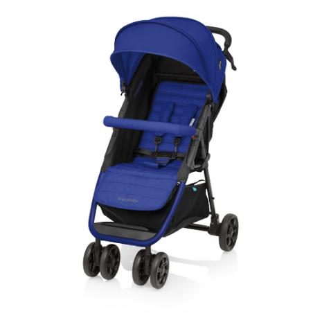 Kočárek Baby Design Click 2017 - 03 blue