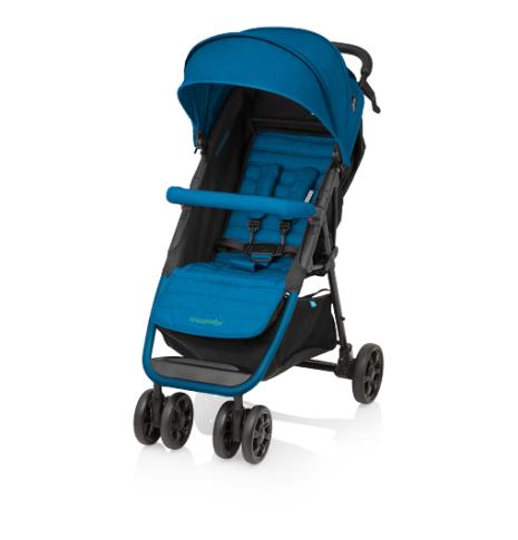 Kočárek Baby Design Click 2017 - 05 turquoise