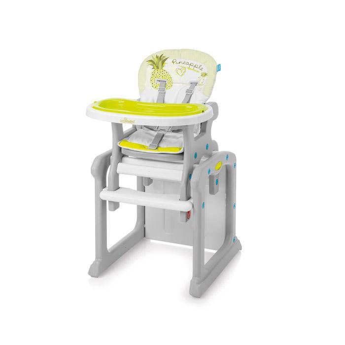 Jídelní židlička Baby Design Candy 2017 - 04 green
