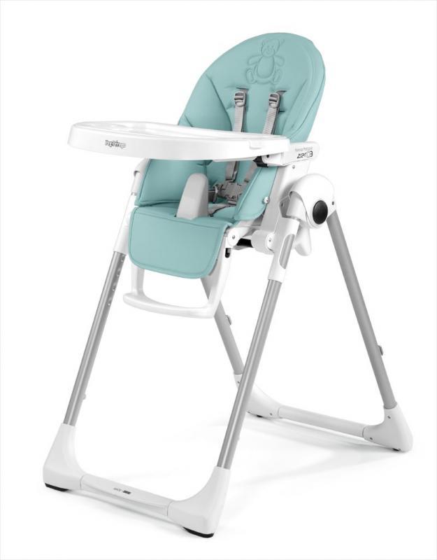 Jídelní židlička Peg Pérego Prima Pappa ZERO3 2018 - Bear Azul
