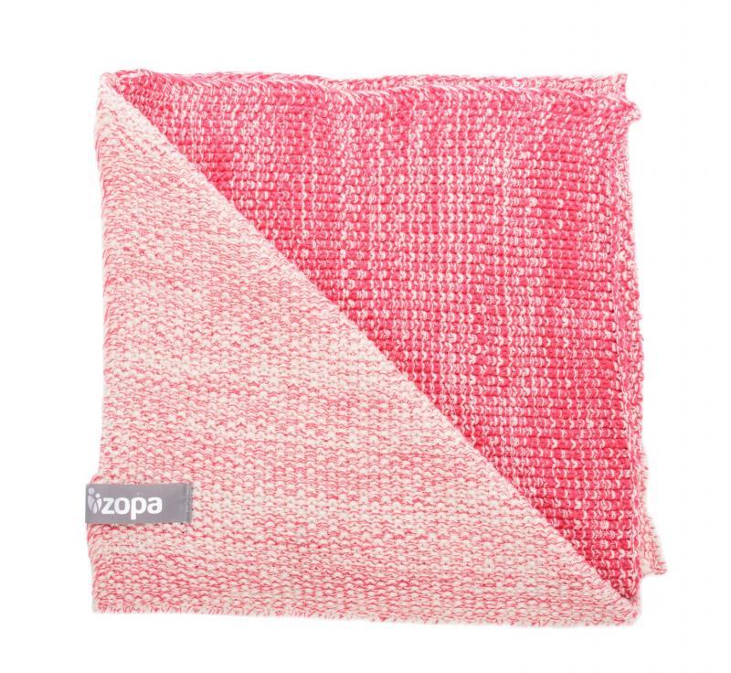 Zopa Dětská deka Melange - Redwine