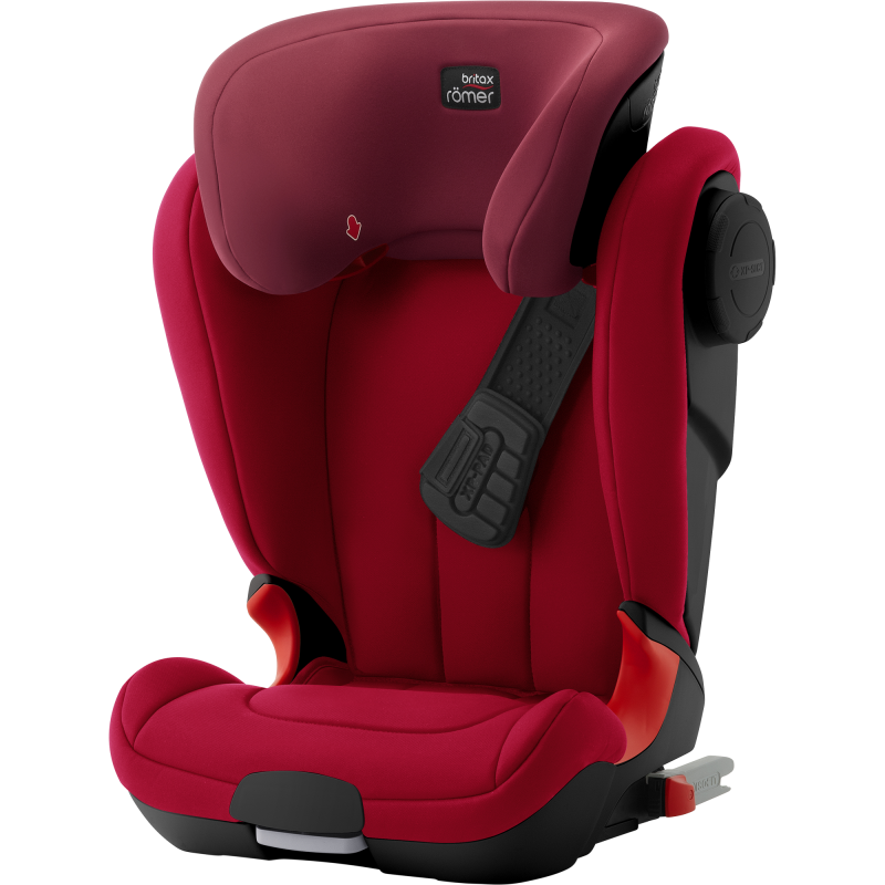 Autosedačka Römer Kidfix XP SICT Black 2017 - Flame Red