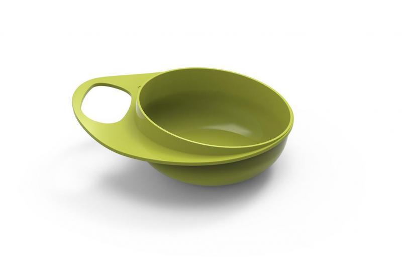 Nuvita plastová miska 2 ks - zelená