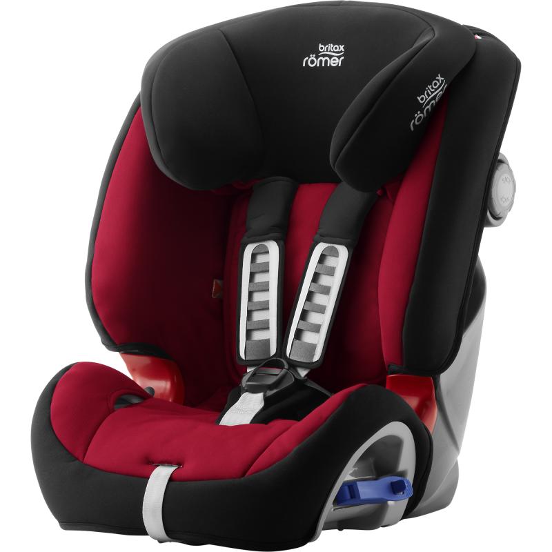 Autosedačka Britax Römer Multi-Tech III 2017 - Flame Red