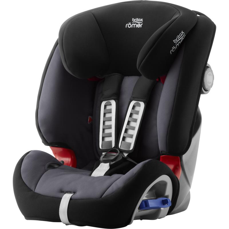 Autosedačka Britax Römer Multi-Tech III 2017 - Storm Grey