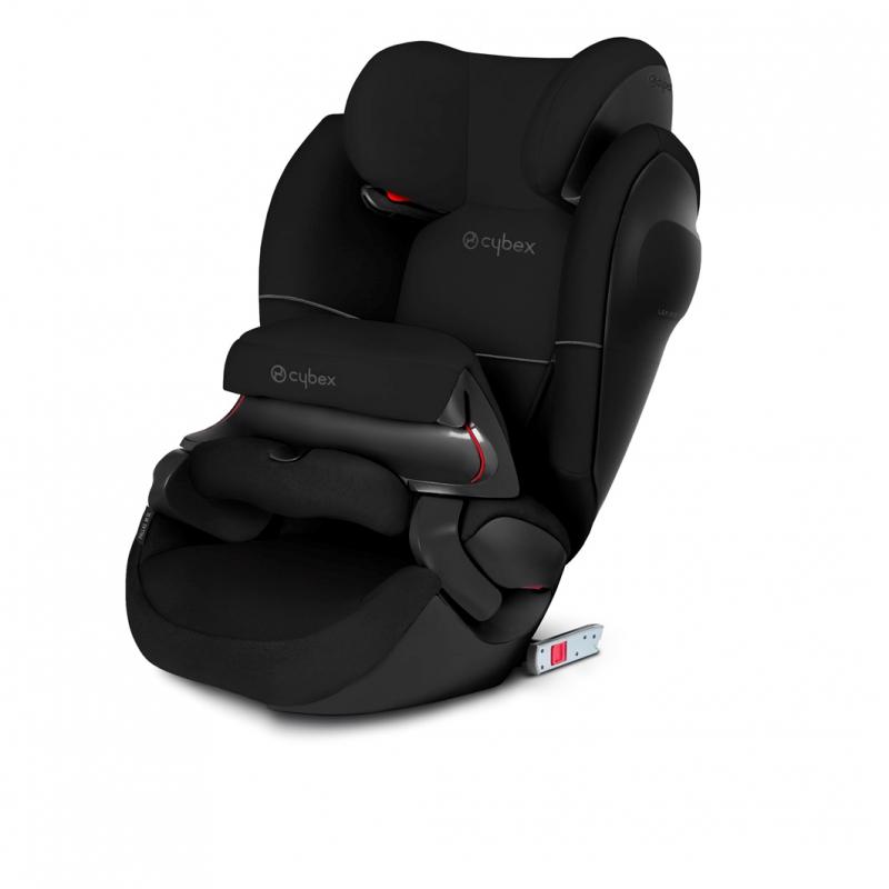 Autosedačka Cybex Pallas M-fix SL 2018 - Pure Black