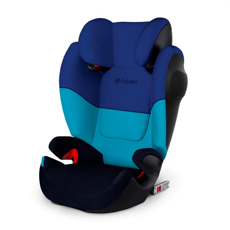 Autosedačka Cybex Solution M-fix SL 2018 - Blue Moon