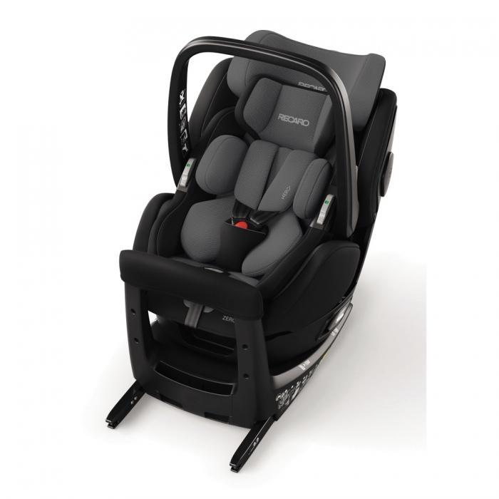 Autosedačka Recaro Zero.1 Elite i-Size 2017 - Carbon Black