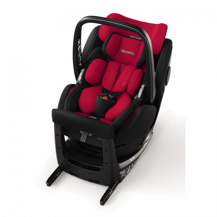 Autosedačka Recaro Zero.1 Elite i-Size 2017 - Racing Red