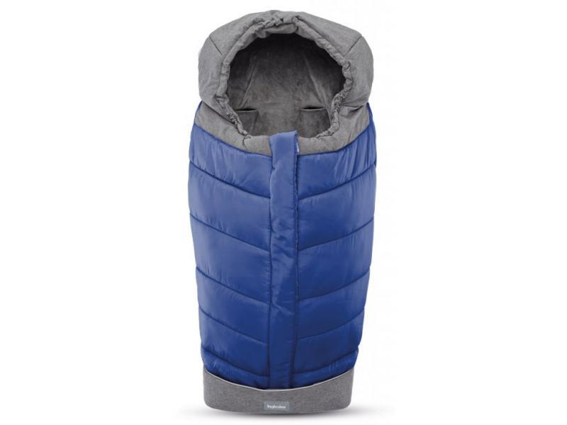 Inglesina fusak Winter Muff pro kombinovaný/sportovní kočárek - royal blue