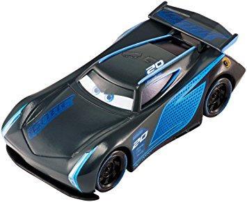 Mattel Cars 3 Auta - Jackson Storm
